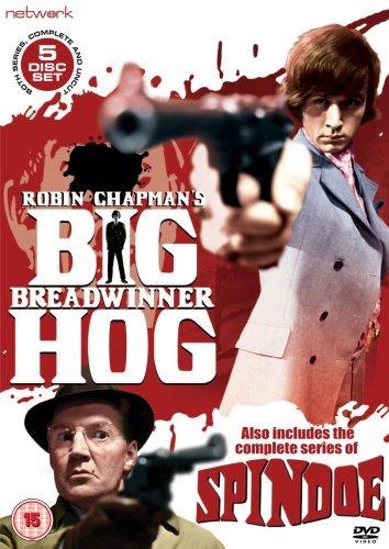 Big Breadwinner Hog - The Complete Series/Spindoe - The Complete Series [DVD] [1969] by Peter Egan