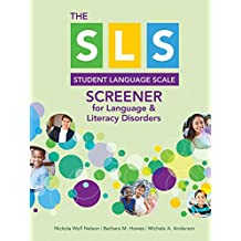 SLS Screener for Language and Literacy Disorders