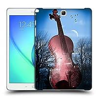 オフィシャル Mark Ashkenazi バイオリン ミュージック Samsung Galaxy Tab A 9.7 専用ハードバックケース