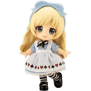 コトブキヤ キューポッシュフレンズ アリス -Alice- ノンスケール PVC製 塗装済み可動フィギュア