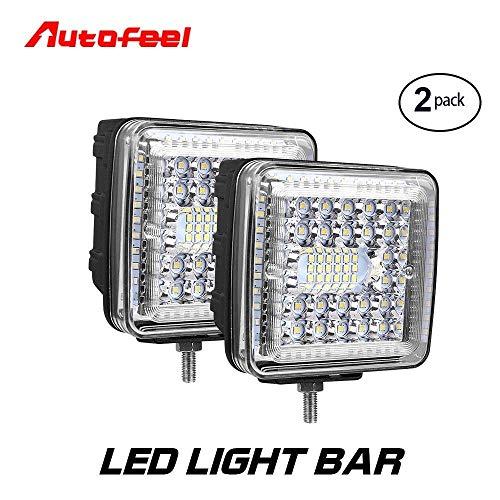 Autofeel 12v 24v led作業灯 ワークライト...