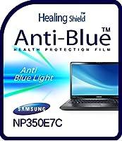 Healingshield スキンシール液晶保護フィルム Eye Protection Anti UV Blue Ray Film for Samsung Laptop Sense NP350E7C