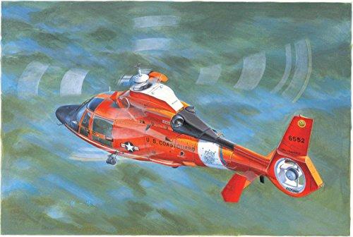 1/35 アメリカ沿岸警備隊 HH-65C ドーファン