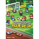 ポケットサッカーリーグカルチョビット―任天堂公式ガイドブック NINTENDO3DS (ワンダーライフスペシャル NINTENDO 3DS任天堂公式ガイドブッ)