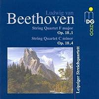 String Quartets Op. 18 Nos.
