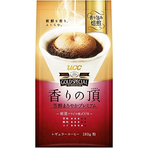 ゴールドスペシャル 香りの頂 芳醇まろやかプレミアム 1袋(180g)