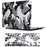 "papyhall Macbookケースカラー印刷プラスチック保護ハードケース&キーボードカバーfor New Macbook Proケース (A1425,A1502) MacBook Pro 13"" Retina (A1425,A1502) MacBook Pro 13"" Retina"