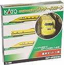KATO Nゲージ 923形3000番台 ドクター イエロー 基本 3両セット 10-896 鉄道模型 電車