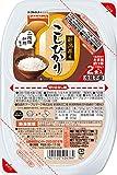 テーブルマーク たきたてご飯新潟県産こしひかり分割 2食入り×8個