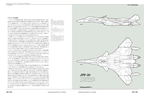 ヴァリアブルファイター・マスターファイル  VF-31 ジークフリード (マスターファイルシリーズ)