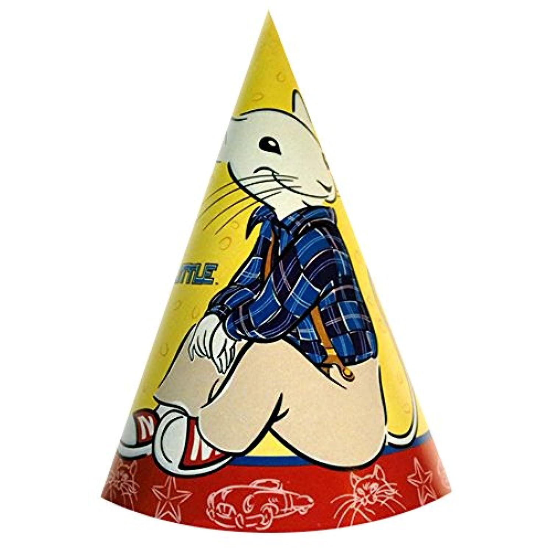 Stuart Little Cone Hats ( 8ct )