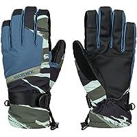 (クイックシルバー) Quiksilver メンズ スキー?スノーボード グローブ Quiksilver Mission Gloves [並行輸入品]