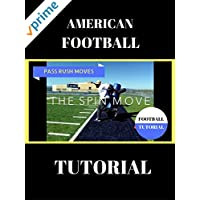 American Football Pass Rush Tutorial - The Spin Move