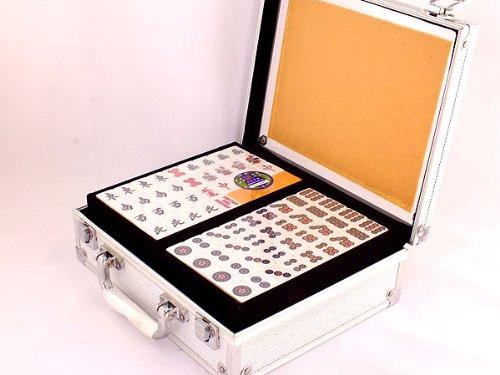 [해외]고급 마작 GBIG 알루미늄 케이스들이 JANPAI-GBIG/Luxury mah-jong tile GBIG aluminum case included JANPAI-GBIG
