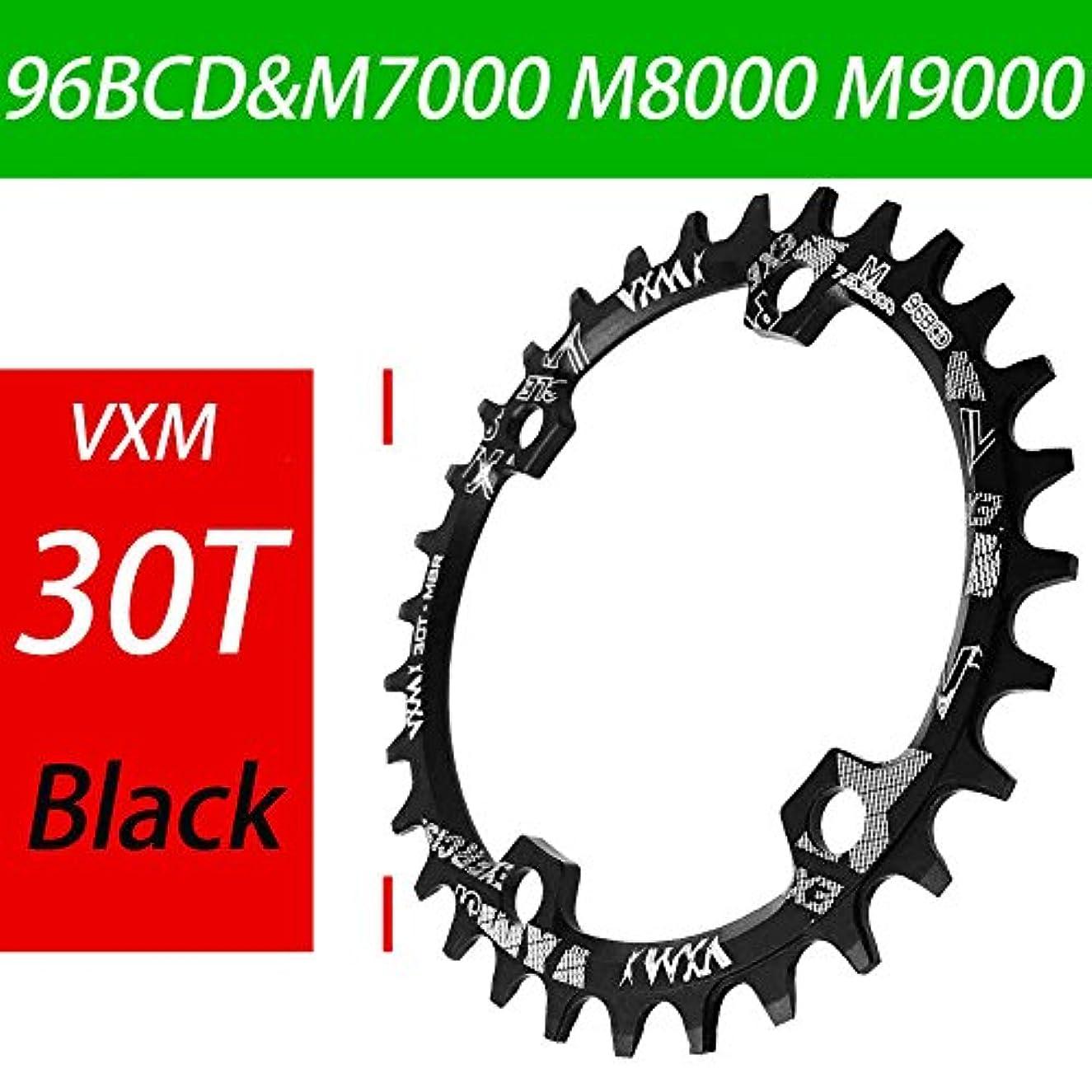 任命するちなみにワークショップPropenary - Bicycle 96BCD Crank 30T Chainwheel Aluminum Alloy Round Chain ring Chainwheel Road Bicycle Chain ring...