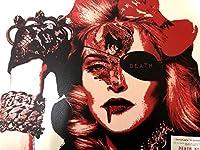 DEATHNYC `マドンナ` COA付きポスター