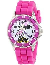 ディズニー?ミニーマウス 腕時計?ウォッチ(子供?キッズ)