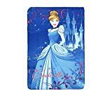 ディズニー アナと雪の女王 プリンセス ガールズ ソフトフリースブランケット 100×150cm 100 X 150 CM ブルー HQ4252/1