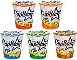 サッポロ一番 カップスター詰め合わせ 5種類 各3個 1箱:15個入り +高森ナポリタン1袋