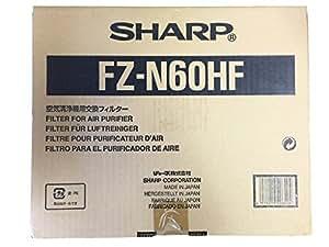 シャープ 空気清浄機用交換フィルター FZ-N60HF