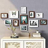 Picture Frames Multiple Photo Frames Large Sofa Background Wall Combination Decoration White