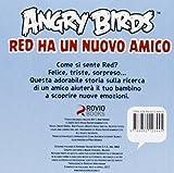 Angry birds. Red ha un nuovo amico