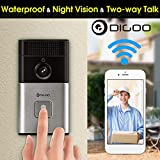 Digoo Wireless Bluetooth WiFi Smart Home HD Video DoorBell Camera Intercom Phone SB-XYZ