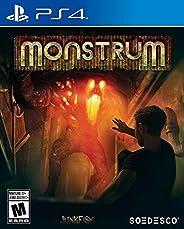 Monstrum(輸入版:北米)- PS4
