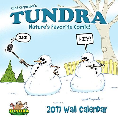 RoomClip商品情報 - Tundra 2017 Calendar