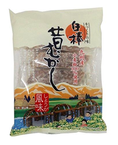 クロボー製菓 白棒昔むかし 10本×10袋