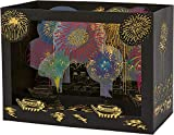 サンリオ(Sanrio) サマーカード 黒い箱形花火 JSP 50-0 S 4250