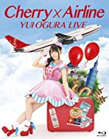 【Amazon.co.jp限定】小倉 唯 LIVE「Cherry×Airline」(Blu-ray)(オリジナルA2布ポスター付)