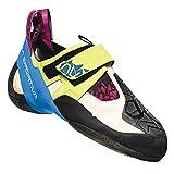 La Sportivaレディースskwama Climbing Shoe 37 M EU ブルー