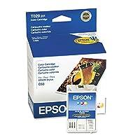 Epson t029201カラーOEM純正インクジェット/インクカートリッジ(300Yield)–小売