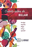 Cuánto sabes de billar / How much do you know about billiards?
