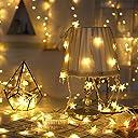 WERPOWER イルミネーション ライト LED 3メートル 三つモード クリスマス/ハロウィン/新年/誕生日/祝日 usb式 電池式 かわいい おしゃれ 星