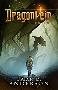 Dragonvein (Book One) by [Anderson, Brian D.]