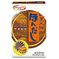 台湾お土産 ホタテ風味のほんだし(烹大師干貝風味調味料 (500g)) [並行輸入品]