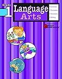 Language Arts, Grade 1 (Flash Kids Harcourt Family Learning)