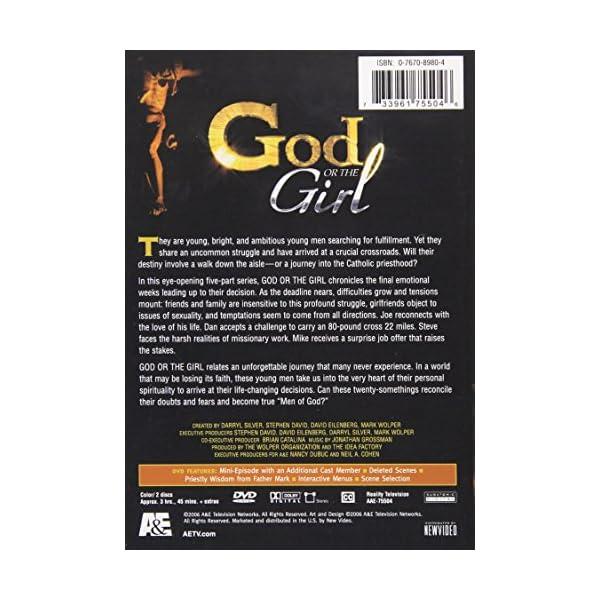 God Or the Girl [DVD] [...の紹介画像2