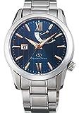 [オリエント]ORIENT 腕時計 ORIENTSTAR オリエントスター スタンダードパワーリザーブ 機械式 自動巻き (手巻き付き)  ブルー WZ0351EL メンズ
