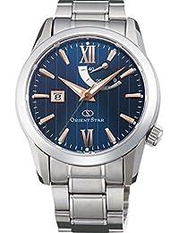 [オリエント]ORIENT 腕時計 ORIENTSTAR オリエントスター スタンダード 機械式 自動巻(手巻付) ブルー WZ0351EL メンズ