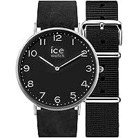 Ice-Watch Unisex-Adult 001373 Year-Round Analog Quartz Black Watch