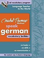Michel Thomas German Vocabulary Builder: 5-CD Vocabulary Program (Michel Thomas Series)