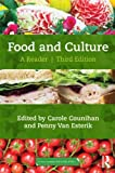 Cover of Food and Culture: A Reader