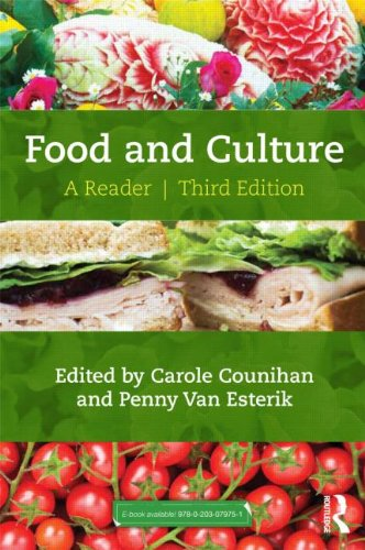 Download Food and Culture: A Reader 0415521041