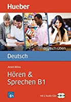 Deutsch uben: Horen & Sprechen B1  -  Buch & CDs (2)