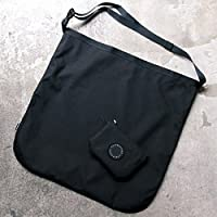 (フェアウェザー) FAIRWEATHER packable sacoche black