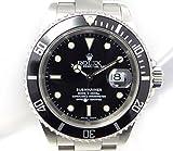 ロレックス サブマリーナ デイト Ref 16610 K番 自動巻き ブラック(黒)文字盤 お洒落で上品な腕時計 [中古]