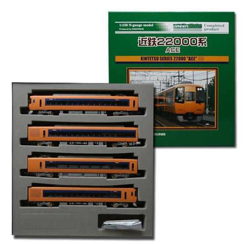 【グリーンマックス】4023 近鉄22000系 基本4輌編成セット(動力車付き)GREENMAX鉄道模型Nゲージ『『』』
